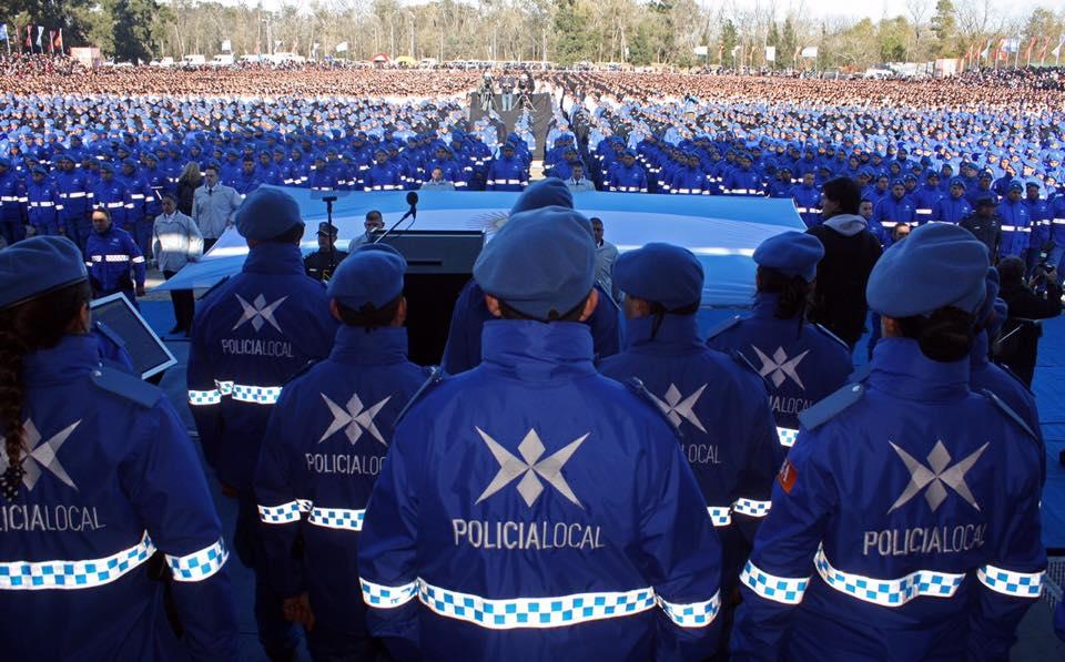 Nuestra policía local