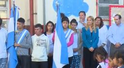 1257En la escuela 202 de Virrey del Pino