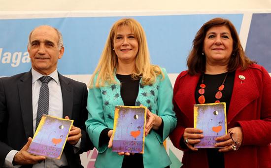 """Presentación del libro """"Los Chicos Cuentan"""""""