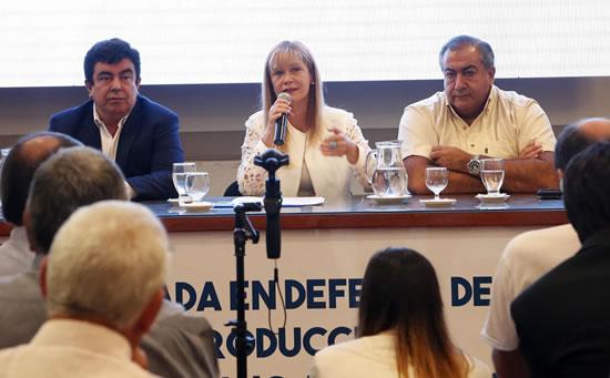Defensa de la Producción y el Trabajo Argentino