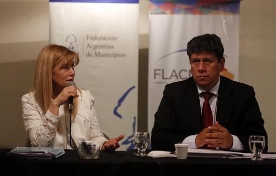 Anfitriona de las Jornadas de FLACMA en Argentina